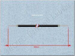 Cable,Speedometer ( Simson S51 )(520654)