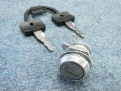 Box lock, 2x key ( Simson,MZ )
