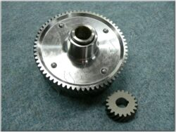 Clutch hub, teeth rim ( Simson S51 ) 65/20T