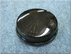 Glass round, Rr. turn signal light ( Simson )