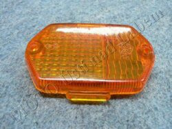 Glass square, turn signal light ( MZ, Simson scooter )