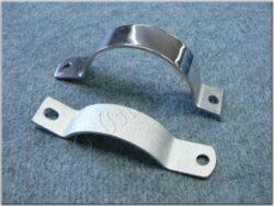 Collar Rr. cpl., exhaust ( ETZ 150 )