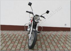 Motocycle Jawa 350/ 634 Retro red  (700054)