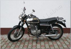 Motocycle Jawa 350 OHC/ 845 black