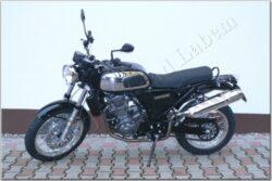 Motocycle Jawa 660/ 836-6 Vintage black