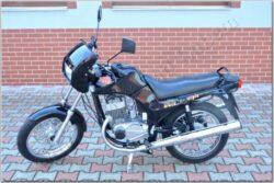 Motocycle Jawa 350/ 640 Style black