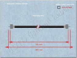 Cable,Speedometer ( Suzuki Epicuro 125,150 )(770773)