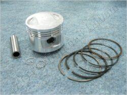 Piston set - pin 15 ( ATV CG 150 ccm ) 4T