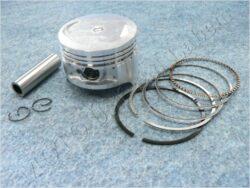 Piston set - pin 15 ( CB200 )