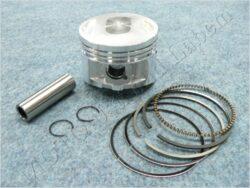 Piston set - pin 16 ( CG 200 ) 4T