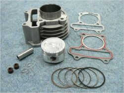 Cylinder assy. 100ccm, 4T - pin 13 ( GY ) tuning