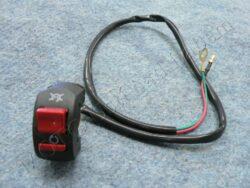 Ignition switch off ( cross, ATV )
