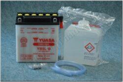 Battery assy. 12V 5Ah YUASA 12N5-3B ( 121x61x131 )