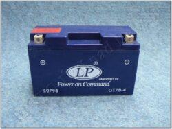 Battery assy. 12V 8 Ah LP GT7B-4 ( 150x65x92 )