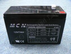Battery assy. 12V 7Ah MCN ( 150x94x64 )