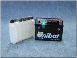 Battery assy. 12V 3Ah YTX4L-BS ( 114x71x106 )
