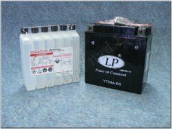 Battery assy. 12V 9Ah LP YTX9A-BS ( 132x72x140 )