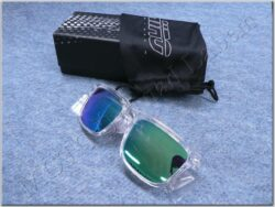 Motorcycle Goggle - green galsses ( SHIRO )(870028)