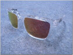 Motorcycle Goggle - red glasses ( SHIRO )