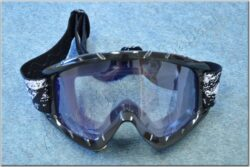 Motorcycle Goggle N1 Adult - black ( NOX )
