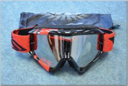 brýle Zone - černo/červené ( FLY RACING )