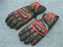 Gloves B8042 - red/black ( BEL / FURIGUS )