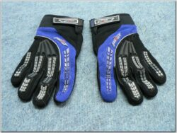 Gloves child ( PILOT ) black /blue