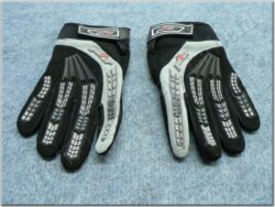 Gloves child ( PILOT ) black/grey