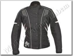 Jacket Lady Florenz, black-white ( ROLEFF ) Size 2XL