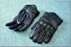 Gloves Frankfurt - black ( ROLEFF )