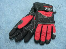 Gloves GL3 - red ( Motowell )