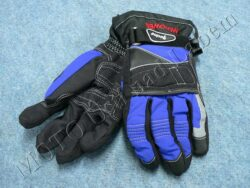 Gloves GL3 - blue ( Motowell )