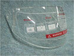 Helmet visor series FF1