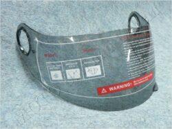 Helmet visor series FF7