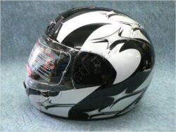 Full-face Helmet MAX-603 - black/ V ( CAN )