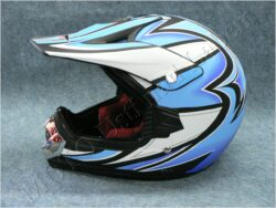 Children Helmet V310 - matt blue/ EB ( CAN ) Size M