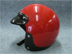 Helmet - red ( TORNADO) Size S