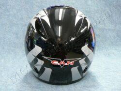 Helmet 606 - black  V ( CAN ) Size M(890484)