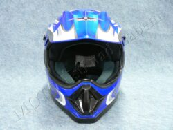 Helmet 606 - blue R ( CAN ) Size XS  (890488)