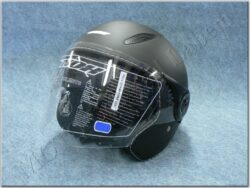 Helmet N180 - black matt ( NOX )
