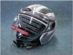 Jet Helmet - White Drift ( MZONE )