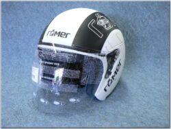 Helmet Raceline - white/black ( RÖMER ) Size XXL