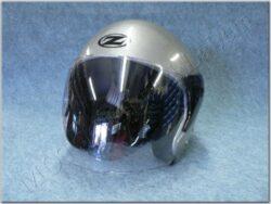 Jet Helmet C23 - silver ( Z )