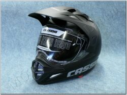Enduro Helmet Tour - mat black ( CASSIDA )