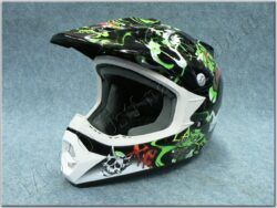 Children Cross Helmet Monstro Junior ( X6 )
