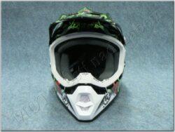 Children Cross Helmet Monstro Junior ( X6 )(890754M)