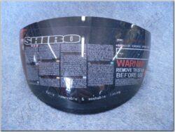 Helmet visor series SH-60 ( SHIRO )