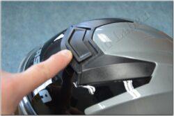 Flip-Up Helmet Velocity ST - Titanium/schwarz ( CASSIDA )(890910M)