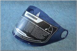 Helmet visor Magnum / Reflex ( CASSIDA ) dark