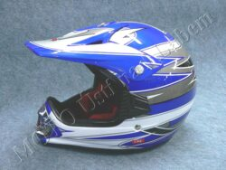 Children Helmet CRK - ocean kid ( Motowell ) Size S